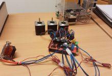 Elektroniken för en 3D-skrivare