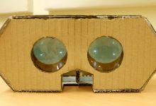 VR-Glasögon – Från ide till fungerande modell!