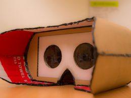 VR-headset. Från ide till fungerande prototyp