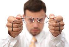 Skärmen förstör din syn