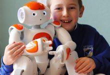 Har du Autism? Bli social med en robot idag.