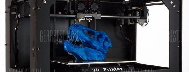3d-printing och rymden