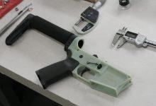 Militär och Olaglig 3D Tillverkning Av Vapen