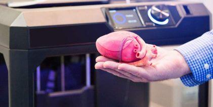 3D-skrivartektikens användning inom medicin