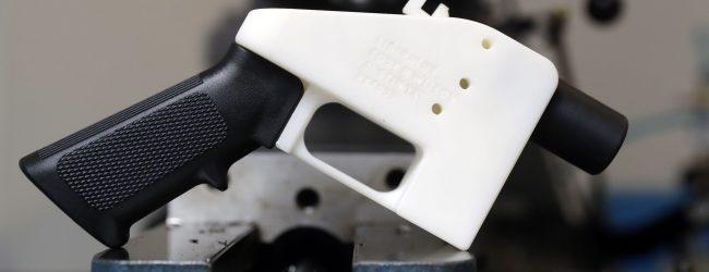 3D-tillverkning av vapen