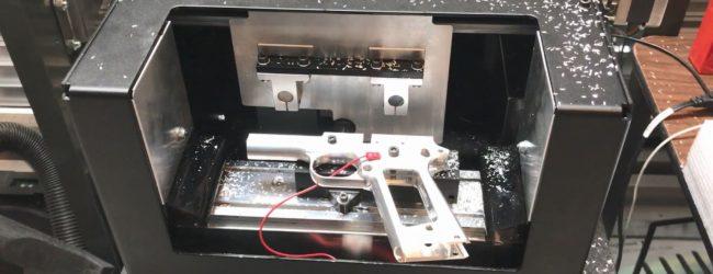 Vapen utveckling inom 3D-Utskrivning
