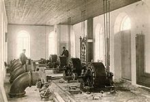 Vattenkraftverkets historia