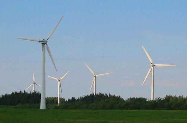 Max effekt vid medelvindar (vindkraftverk)