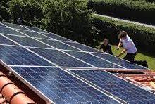 energiomvandling hos solceller