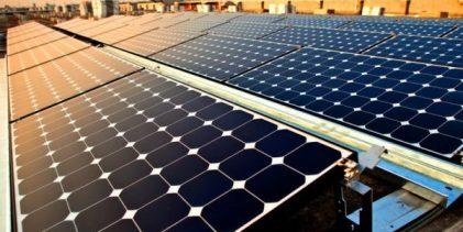 Solenergins Miljöpåverkan