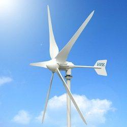 Små vindkraftverk