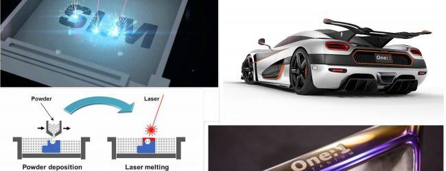 3D-utskrivning (metall)