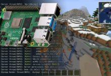 Minecraft-server med Raspberry Pi