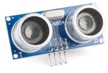 Ultraljudssensor HC-SR04
