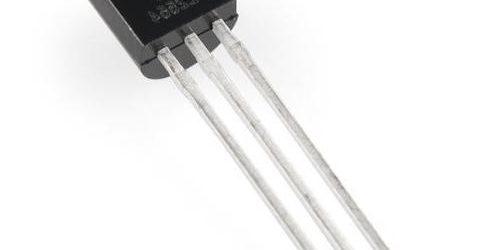Temperatur sensor TMP36