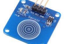 Capacitive Touch Sensor
