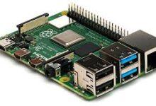 Raspberry Pi – Vr robot