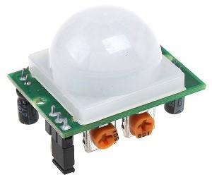 Arduino circuits – PIR motion sensor