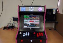 Raspberry pi retro game console