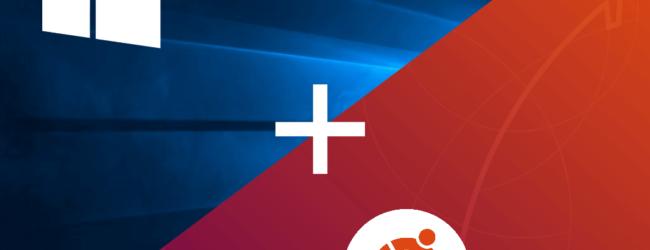 Installera Ubuntu på Windows 10