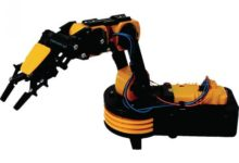 Robot arm Raspbbery Pi