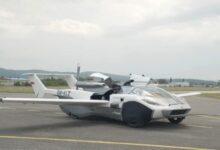 Flygande fordon