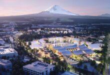 """""""The Woven City"""" är Toyotas bild av framtiden för städer"""