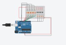 Circuit design – RGB Leds