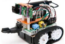 Bygg din egna bot som drivs av en Raspberry Pi