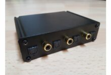 Automatic SPDIF (Optical/RCA) Audio Switch