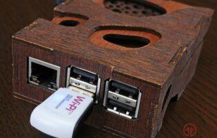 WiFi förlängare med Raspberry Pi