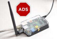 Raspberry pi – Wifi reklam borttagare