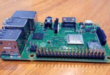 Hosta en hemsida med Raspberry Pi